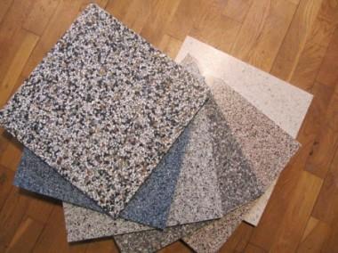 Terrazzo / Granito tegels in vele kleuren leverbaar.